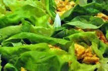 Buffalo-Chicken-Lettuce-Wraps